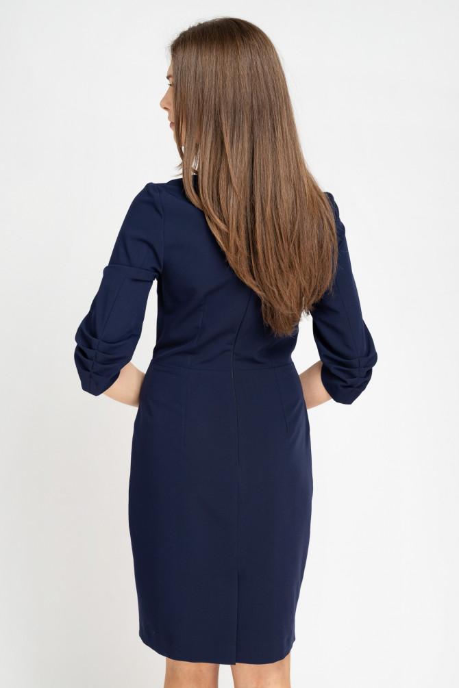 Biznesowa Sukienka SENTIA