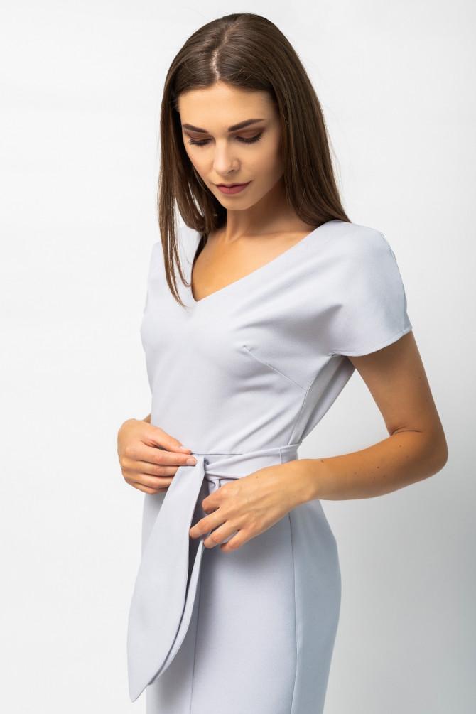 Błyszcząca sukienka NORA1