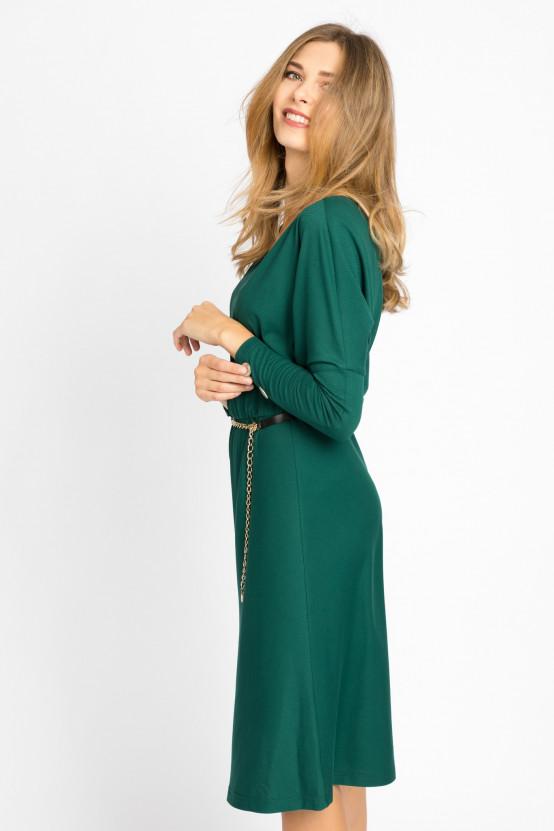 Dzianinowa Sukienka BEGONIA