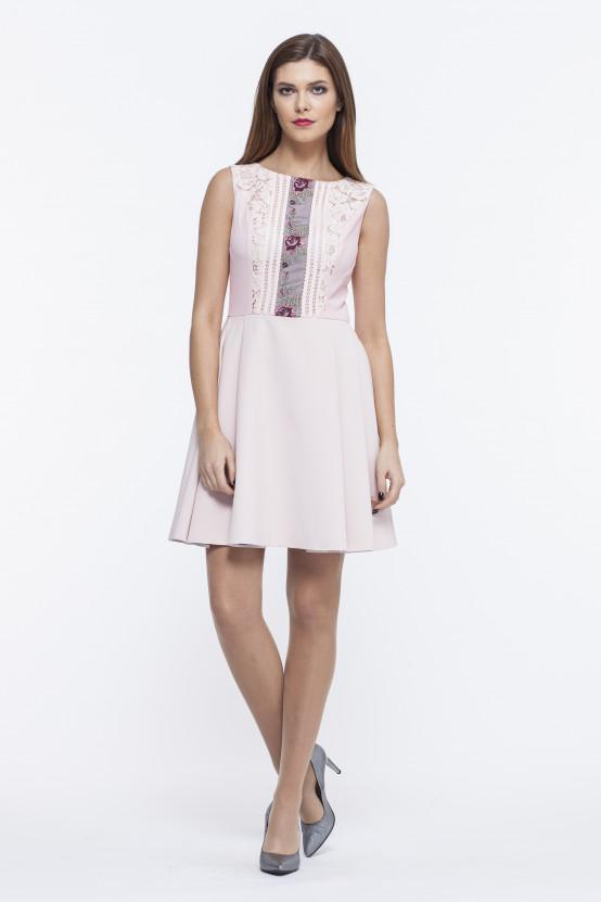 Sukienka PATCHWORK