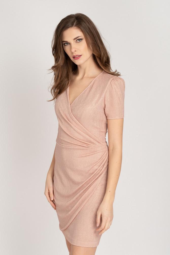 Sukienka z połyskiem ALIXE2
