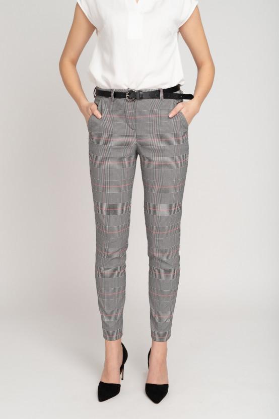 Spodnie w kratkę KEBO1